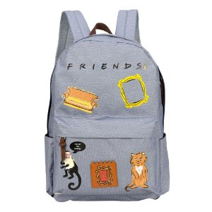 Mochila notebook pop - Friends