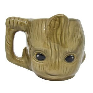 Caneca 3D Baby Groot - Marvel