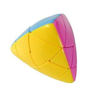 Cubo Mágico Pirâmide Mastermorphix Stickerless Pro