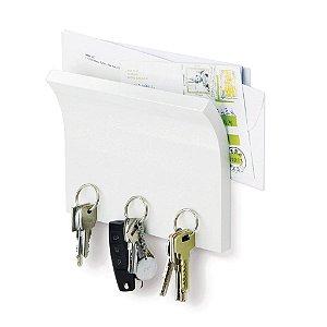 Porta correspondência e chaveiro magnético - Umbra Design