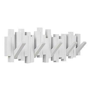 Cabideiro De Parede Sticks 5 Ganchos - Umbra Design