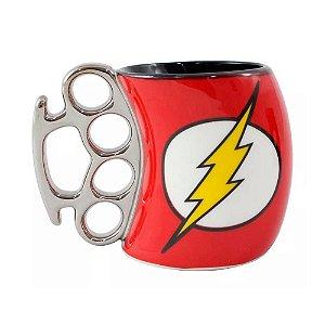 Caneca soco inglês Flash - DC