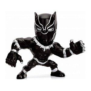 Boneco Metal Figure Pantera Negra - Marvel