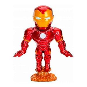 Boneco Metal Figure Homem de Ferro - Marvel