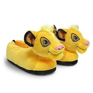 Pantufa Rei Leão