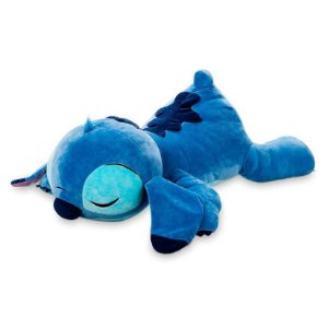 Pelucia Stitch Cuddleez - Disney