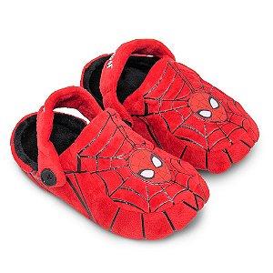 Pantufa kick infantil - Homem Aranha