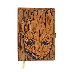 Caderno Groot