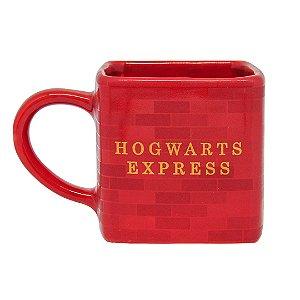 Caneca cubo 300ml Hogwarts Express - Harry Potter