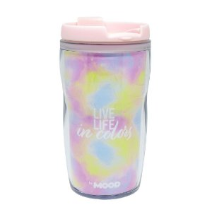 Copo Térmico 300ml Tie Dye - Live Life In Colors