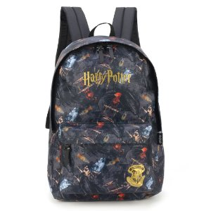 Mochila Masculina Criatura Mágicas - Harry Potter Original