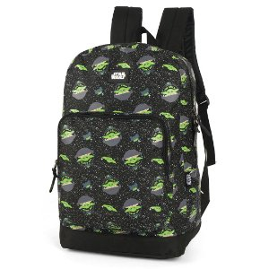 Mochila The Child Baby Yoda Brilha No Escuro -  Star Wars Original