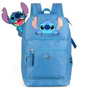 Mochila Casual Stitch Moods - Lilo & Stitch Disney Original