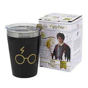 Copo Viagem Snap 300ml Glasses  Harry Potter