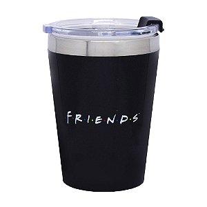 Copo Viagem Snap 300ml Logo - Friends