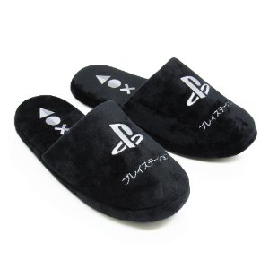Pantufa Chinelo Playstation
