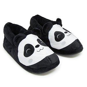 Pantufa Solado EVA - Panda