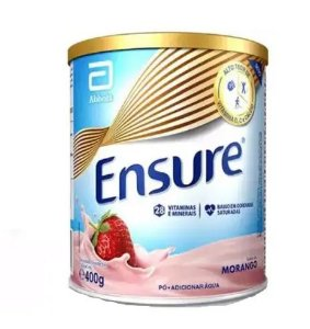 ENSURE MORANGO 400 GRS