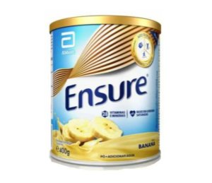 ENSURE BANANA 400 GRS
