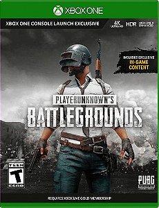 Playerunknown's Battlegrounds Xbox One Mídia Digital