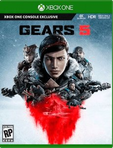 Gears 5 Xbox One Mìdia Digital