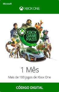 Xbox Game Pass (Código Digital)