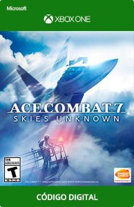 Ace Combat 7: Skies Unknown Xbox One Código