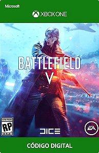 Battlefield V Xbox One Código