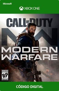 Call Of Duty Modern Warfare Xbox One Código
