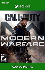 Call Of Duty Modern Warfare Xbox One Código