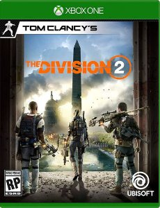 The Division 2 Xbox One Mídia Digital