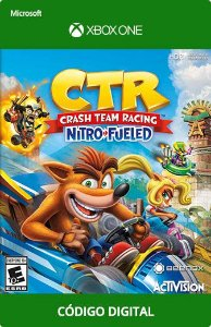 Crash Team Racing Nitro Fueled Xbox One Código