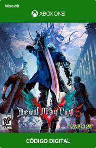 Devil May Cry 5 Xbox One Código