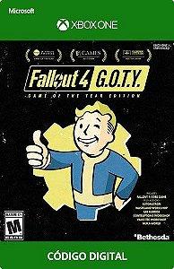 Fallout 4 Xbox One Código