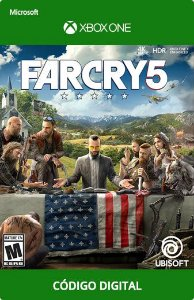 Far Cry 5 Xbox One Código