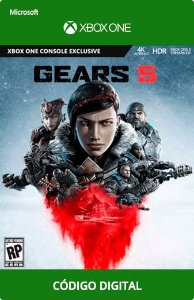 Gears 5 Xbox One Código