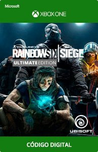 Rainbow Six Siege Xbox One Código
