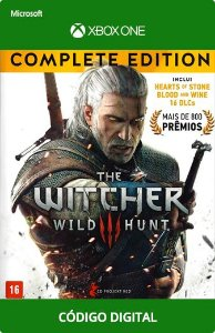 The Witcher 3 Xbox One Código