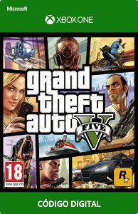 GTA V Xbox One Código