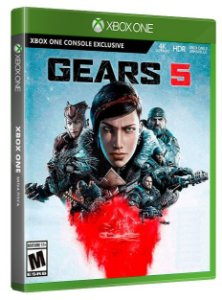 Gears 5 Xbox One Mídia Fisica