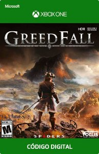 Greedfall Xbox One Código