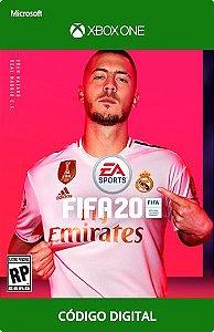 Fifa 20 Xbox One Código
