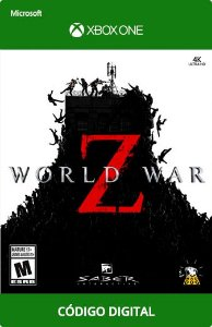 World War Z Xbox One Código