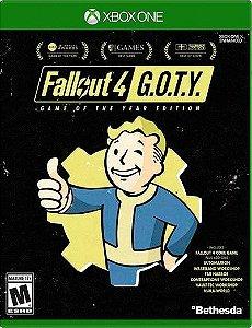 Fallout 4 Xbox One Mídia Digital