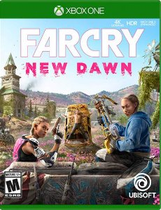Far Cry New Dawn Xbox One Mídia Digital