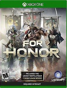 For Honor Xbox One Mídia Digital