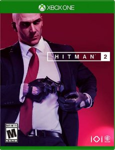 Hitman 2 Xbox One Mídia Digital