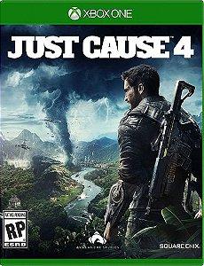 Just Cause 4 Xbox One Mídia Digital