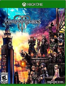 Kingdom Hearts 3 Xbox One Mídia Digital