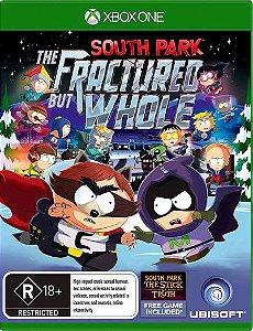 South Park: A fenda que a bunda força Xbox One Mídia Digital